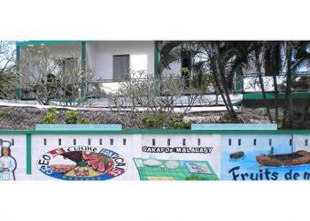Hotel Restaurant Labourdonnais à Tamatave