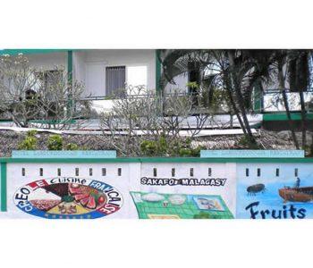Hotel Restaurant Labourdonnais w Tamatave