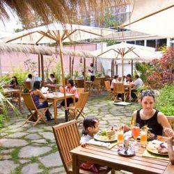 Restaurant L'Oasis de Tana