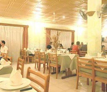 Restaurant La Jonque à Diego-Suarez