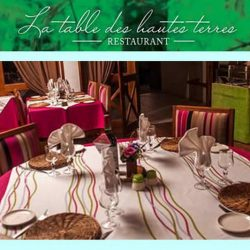 Restaurant La Table des Hautes terres LA TABLE DES HAUTES TERRES à Tana