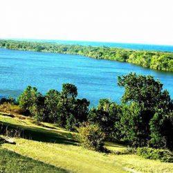 Odkryj zielone jezioro Vohemar