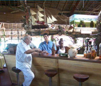 Restauracja Le Bateau Ivre w Tamatave