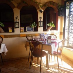 Restaurant The Nerone in Tana