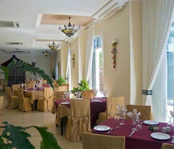 Le Restaurant Ylang Ylang à Diego