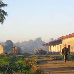 Wizyta Manakara w Pangalanes