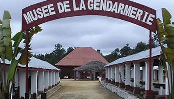 Visit of the National Gendarmerie Museum