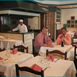 O ristorante! Pepe verde in Tana
