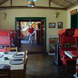 restaurant POUSSE POUSSE Antsirable