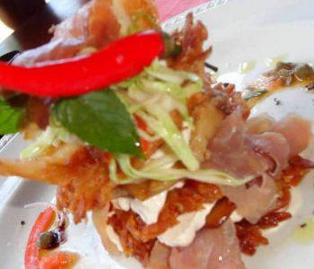 Papillon Restaurant à Nosy Be