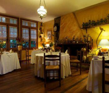 Table du restaurant La Varangue à Antananarivo