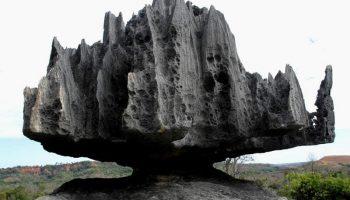 Odkryj małe Tsingy z Bekopaki w Bemaraha