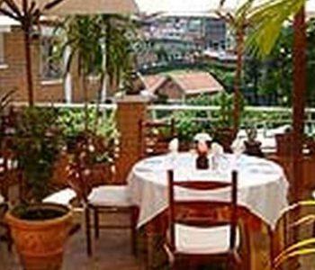Restaurant Villa Vanille à Tana