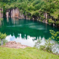 Odwiedź jezioro Tritriva (jezioro wulkaniczne)