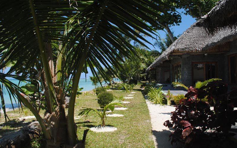 Adonys Eden Lodge w Sainte-Marie - Madagaskar