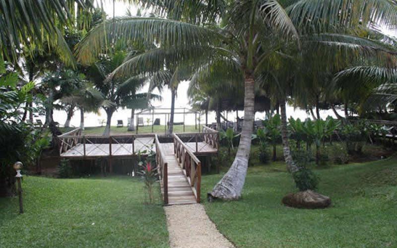 Antafondro Lodge a Sainte-Marie - Madagascar