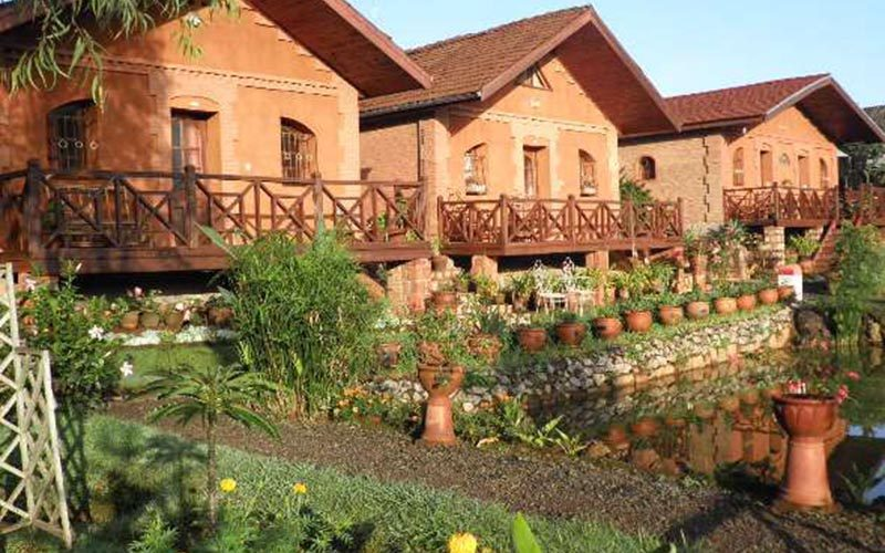 Aty Guest House in Antsirabe - Madagascar