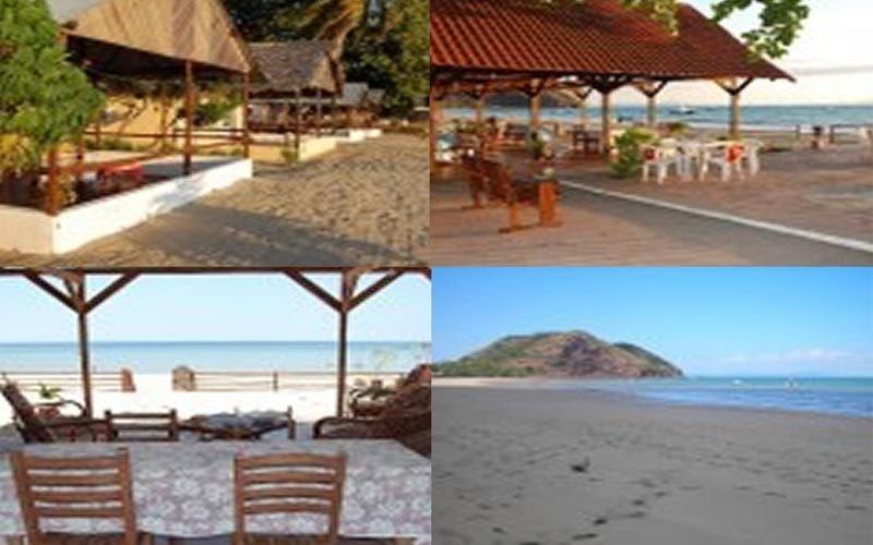 Villa vero hostel w Nosy Be - Madagaskar