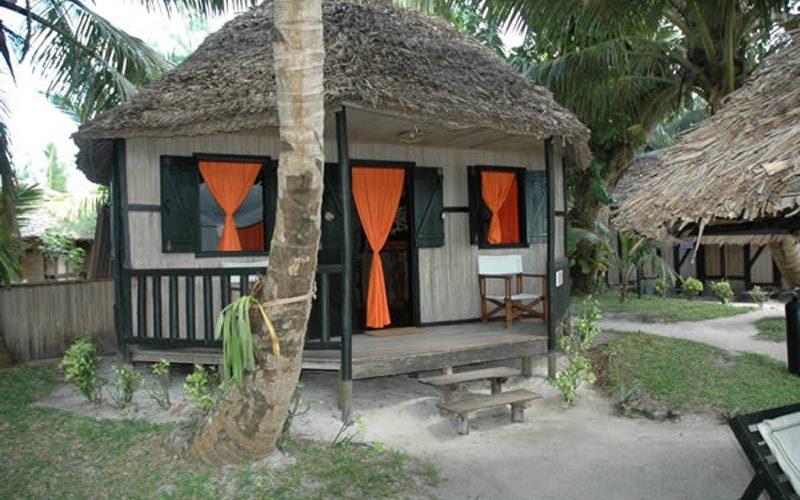 Baboo villa à Sainte-Marie - Madagascar