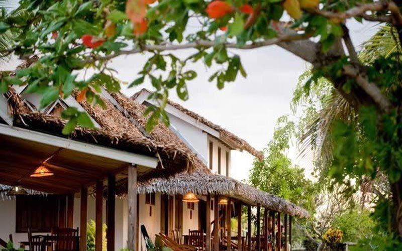 Belvedere hotel in Nosy Be - Madagascar