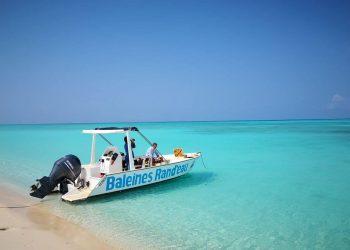 excursion bateau à Nosy Iranja