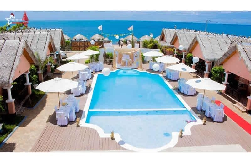 Blue Bay Hôtel à Mahajunga - Madagascar