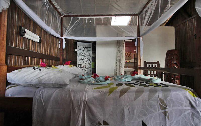 Bungalow a Yloande a Nosy Komba - Madagascar