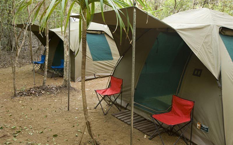 Hotel Camp Tattersali w mieście Vohemar - Madagaskar