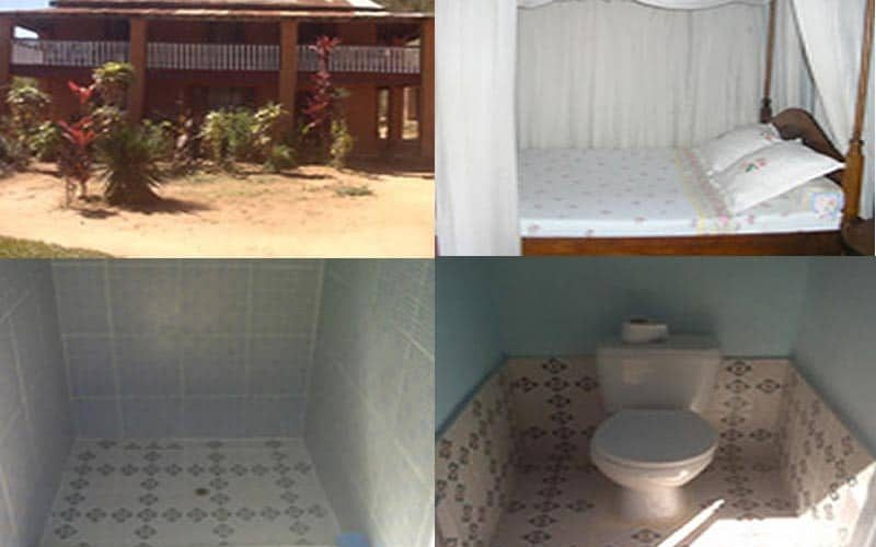 Chambres d'hôtes fara vohitsoa à Tamatave - Madagascar
