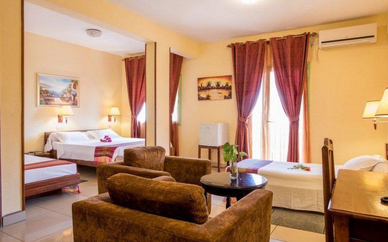 chambre familiale java hotel tamatave toamasina