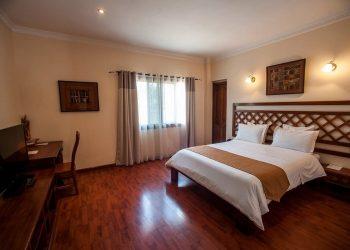 chambre superieure hotel le royal palace antsirabe