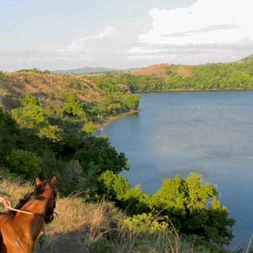 Excursion à cheval à Nosy Be