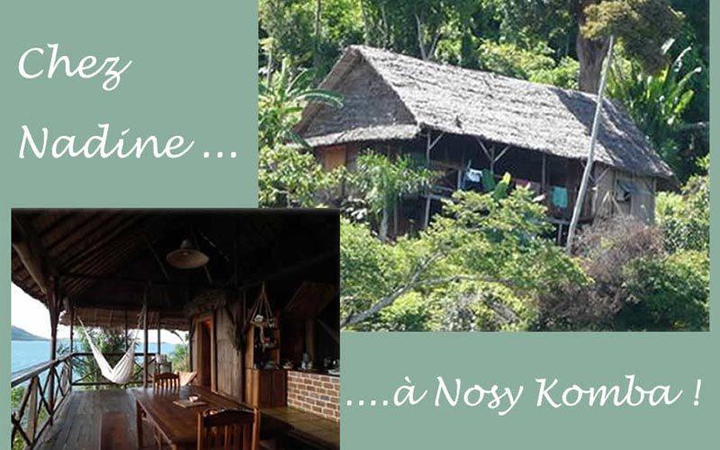 Chez nadine w Nosy Be - Madagaskar