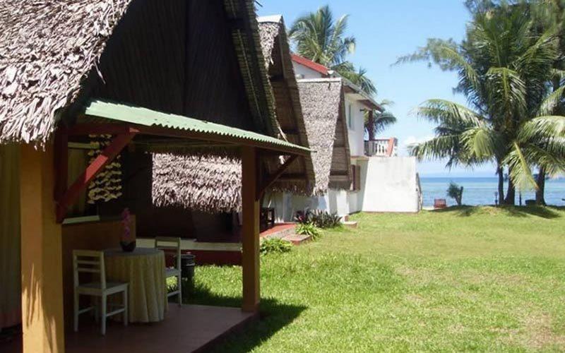 Chez Pierrot w Sainte-Marie - Madagaskar