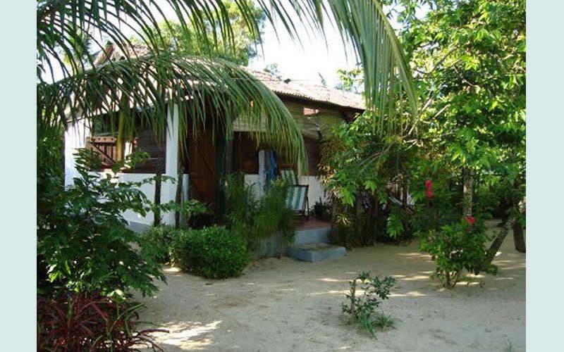 Chez Vivienne w Sainte-Marie - Madagaskar