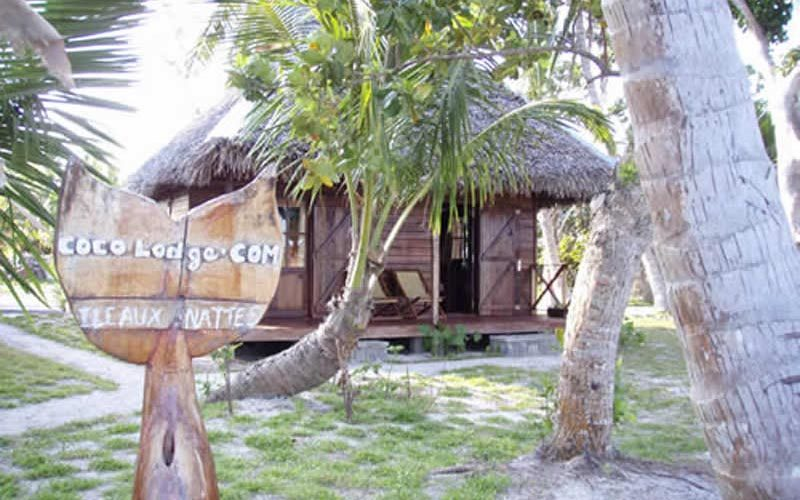Coco Lodge Hotel in Sainte-Marie - Madagascar