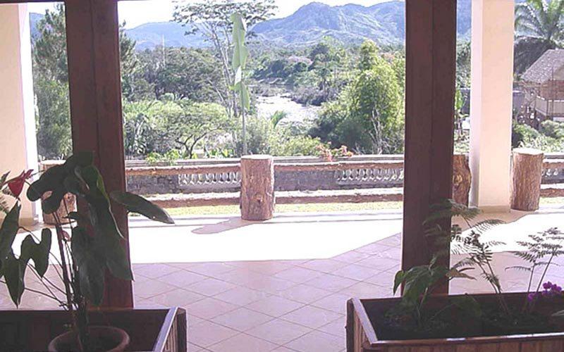 Hotel Cristo w Antsirabe - Madagaskar