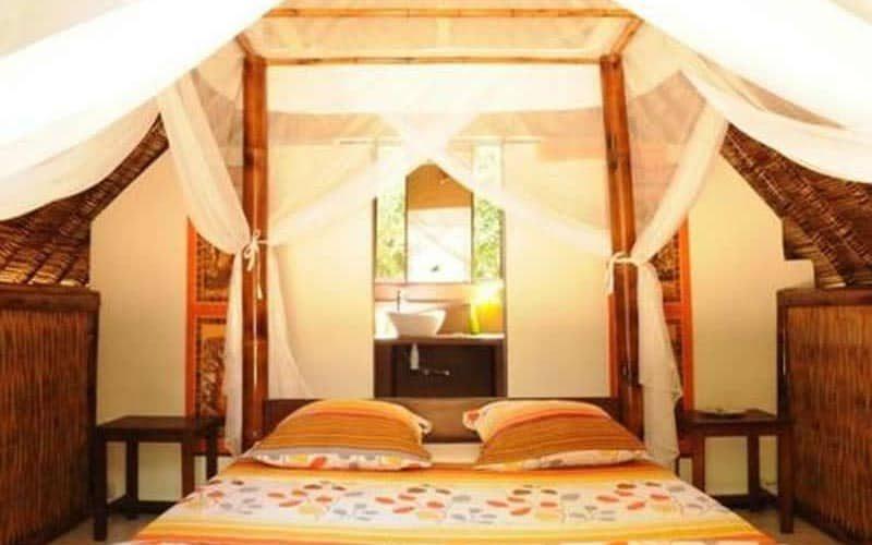 Hotel Darafify w Tamatave - Madagaskar