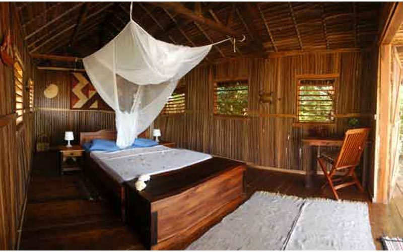 Hotel doany beach in Nosy Be - Madagascar