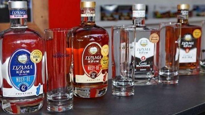 rum dzama nosy be