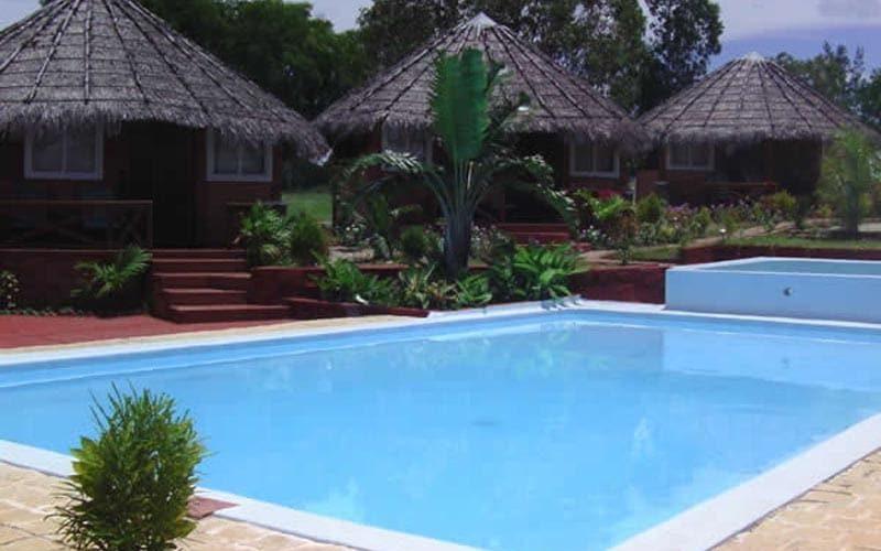 Hôtel Edena Kely à Mahajunga - Madagascar