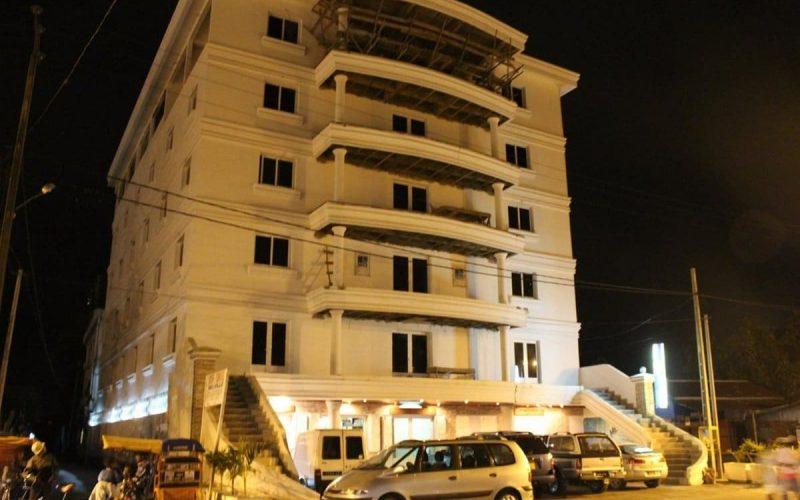 facade nuit hotel melville tamatave toamasina