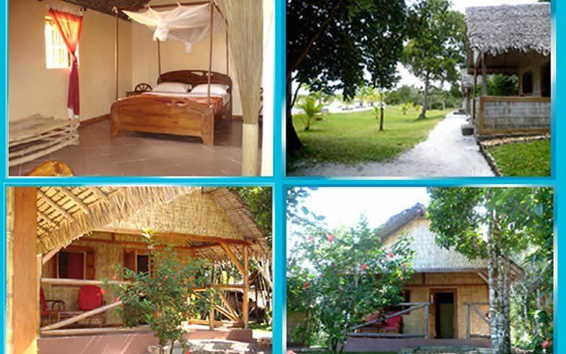 Fantasia village in Akanin'ny Nofy - Madagascar