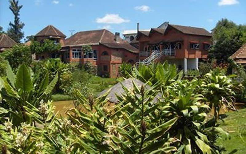 Green Park hotel in Antsirabe - Madagascar
