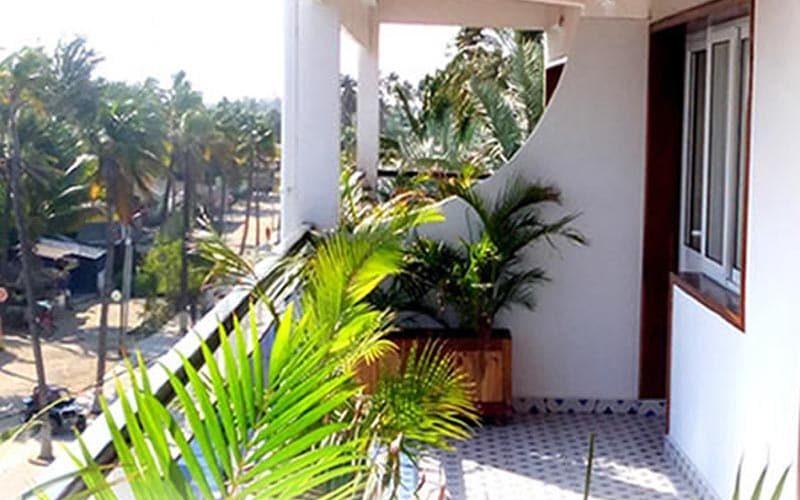 Amazon Hotel w Tulear - Madagaskar