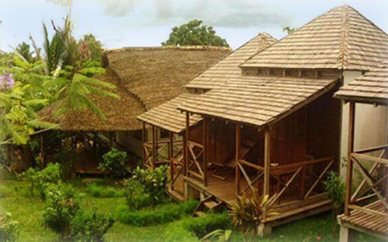 Hotel benjamen a Nosy Be - Madagascar