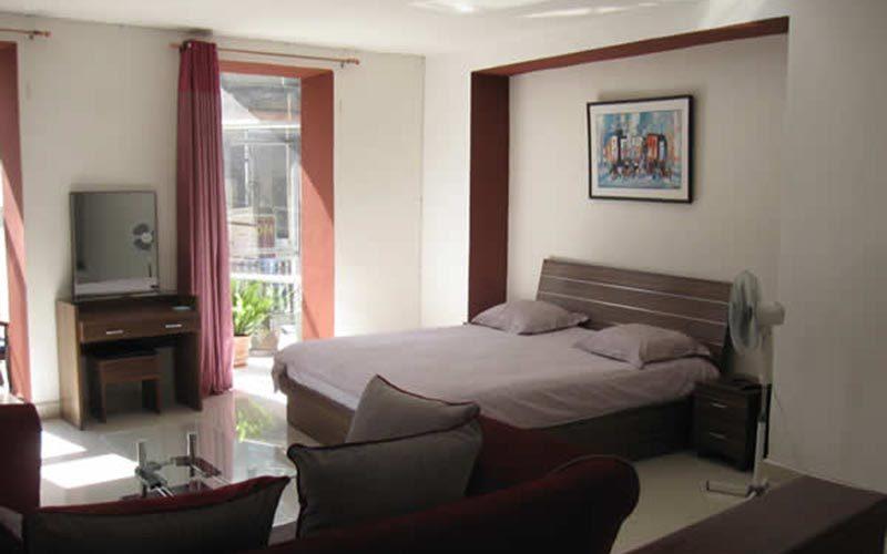 Hotel de la pergola à Antananarivo - Madagascar