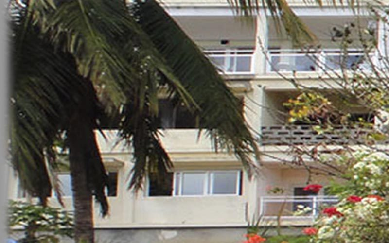 Hotel del porto di Diego-Suarez - Madagascar