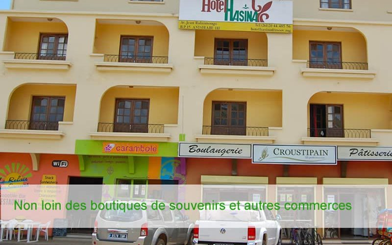 Hotel Hasina in Antsirabe - Madagascar