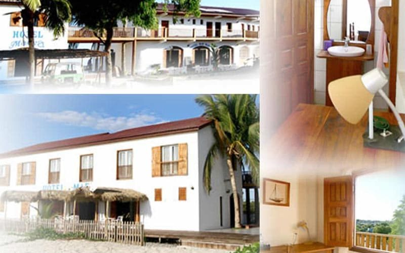 Hôtel Maeva à Morondava - Madagascar
